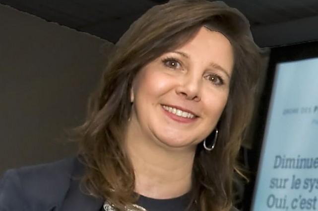 La porte-parole de l'opposition officielle en santé, Diane... (PHOTO ARCHIVES LA PRESSE CANADIENNE)