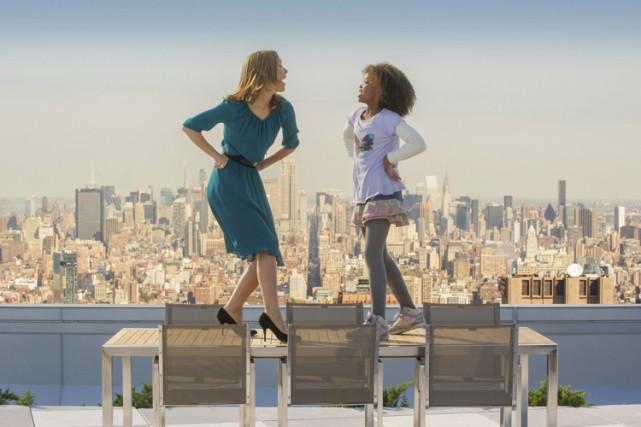 La comédie musicale Annie fait partie des films... (Sony Pictures)