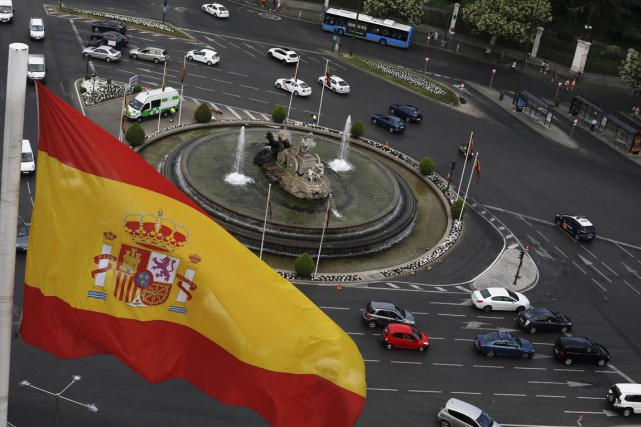 Le nombre de chômeurs a baissé de 14688 en Espagne en novembre par rapport au... (PHOTO SERGIO PEREZ, ARCHIVES REUTERS)