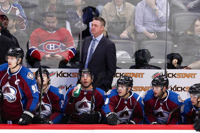 L'équipe de Patrick Roy devrait facilement respecter le... (Photo Isaiah J. Downing, USA Today Sports)