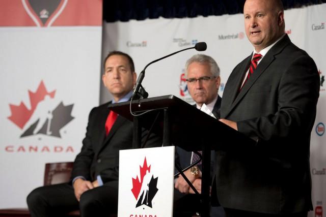 Équipe Canada Junior a invité 14 joueurs de... (La Presse Canadienne)