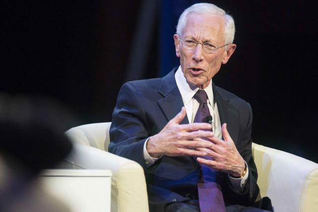 Le vice-président de la Réserve fédérale,Stanley Fischer.... (PHOTO JOSHUA ROBERTS, ARCHIVES REUTERS)