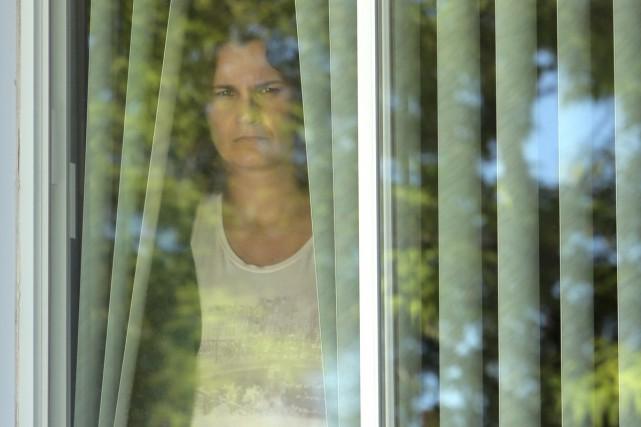 Sophie Paradis dans Mémoires vives.... (Photo: fournie par ICI Radio-Canada Télé)