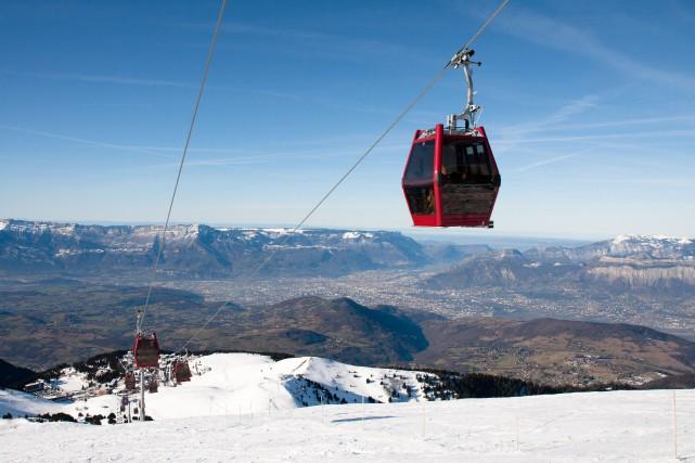 Grenoble... (Photo Digital/Thinkstock)