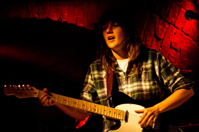 Courtney Barnett... (Photo: AFP)