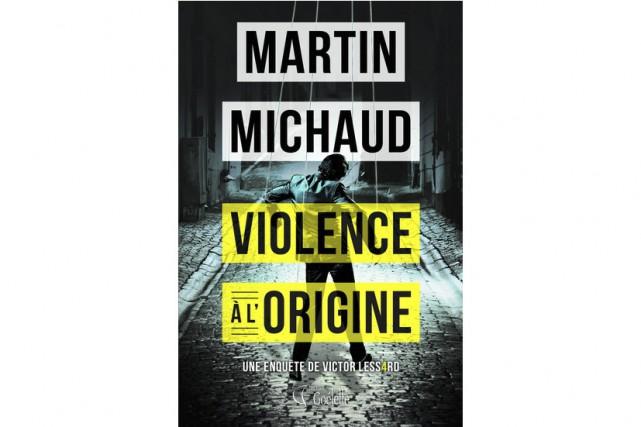 Violence à l'origine est le quatrième volet des enquêtes de Victor...