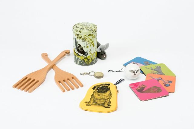 De nombreux objets utiles s'inspirent de la nature,... (PHOTO ULYSSE LEMERISE ET CHARLES LABERGE, COLLABORATION SPÉCIALE)