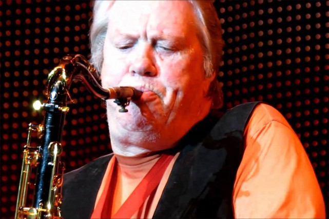 Bobby Keys... (Photo: fournie par Google Images)