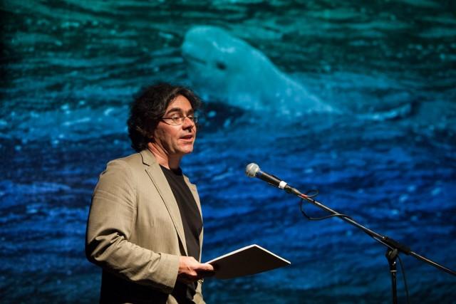 Le directeur scientifique et président du GREMM, Robert... ((Photo tirée d'Internet))