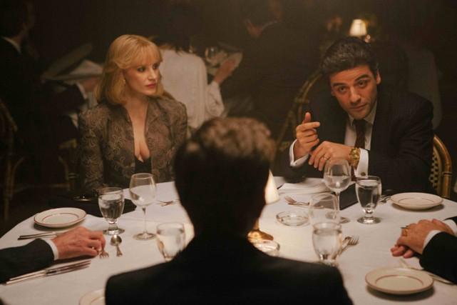 Jessica Chastain et Oscar Isaac dans une scènde... (Elevation Pictures)