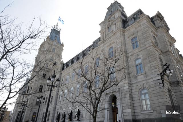 Québec soutient avoir rempli 85% de son objectif... (Archives Le Soleil)