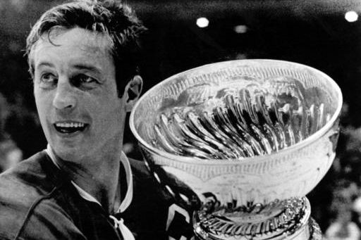 Jean Béliveau... (PHOTO ARCHIVES LA PRESSE CANADIENNE)