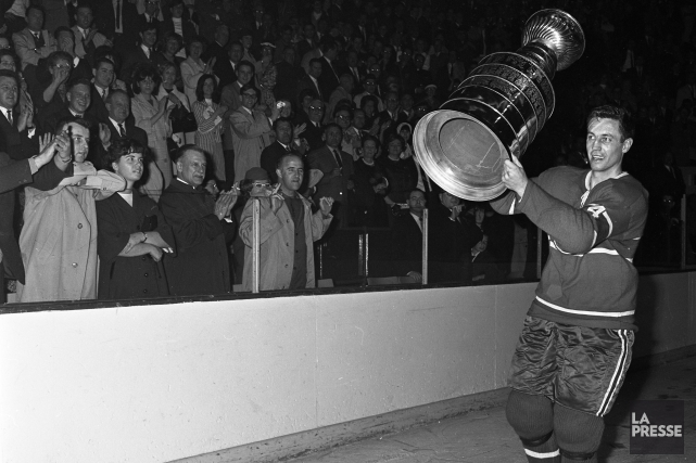Jean Béliveau... (PHOTO ARCHIVES LA PRESSE)
