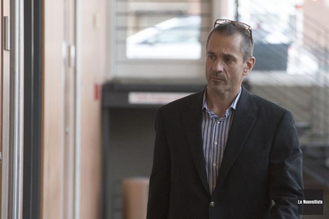 Le Dr Claude Saint-Arnaud est accusé de voies... (Photo: Stéphane Lessard Le Nouvelliste)