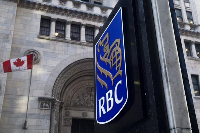 La Banque Royale commence à observer des signes avant-coureurs de problèmes... (Photo archives La Presse Canadienne)