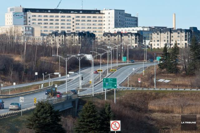 La Ville de Sherbrooke a fait un pas de plus vers la construction d'une... (Imacom, Jessica Garneau)