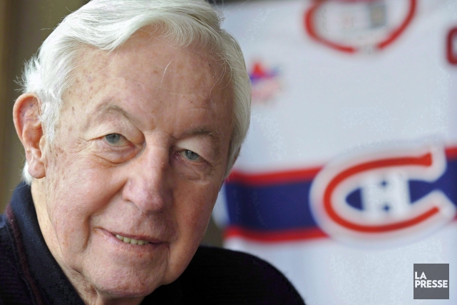 Jean Béliveau en 2009... (Archives La Presse Canadienne)