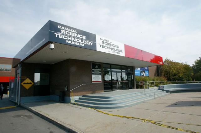 Le Musée des sciences et de la technologie... (Archives LeDroit)