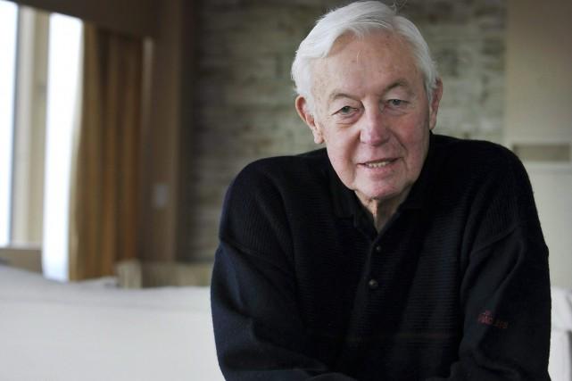 Jean Béliveau photographié en 2009... (Archives La Presse Canadienne)