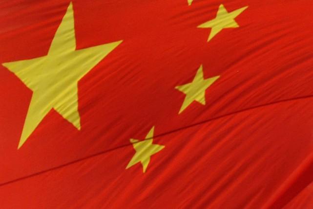 Deuxième puissance économique mondiale, la Chine a récemment... (Photo Jewel Samad, archives AFP)