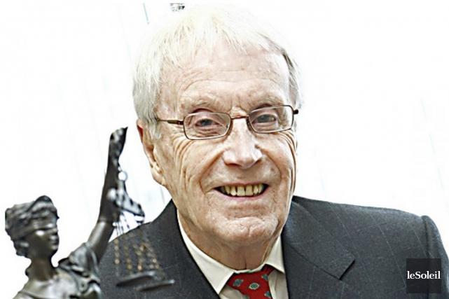 André Laurin est décédé en après-midi mardi, à... (Photothèque Le Soleil)