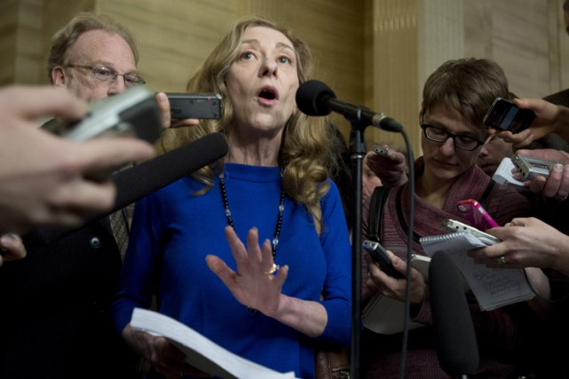 Valerie Scott a soutenu que la nouvelle loi... (Archives PC)