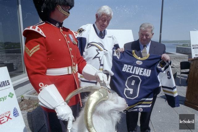 En 1999, les Citadelles de Québec avaient retiré... (Photothèque Le Soleil)