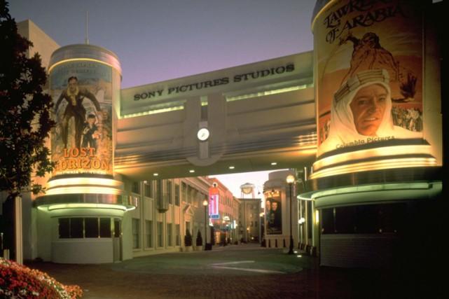 Les deux dirigeants de Sony Pictures ont reconnu que le studio de cinéma avait... (Archives AFP)