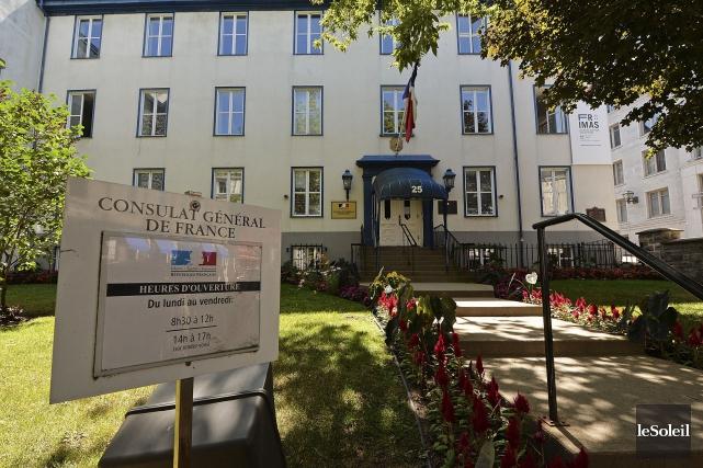 La vente de la célèbre maison patrimoniale datant... (Photothèque Le Soleil, Patrice Laroche)