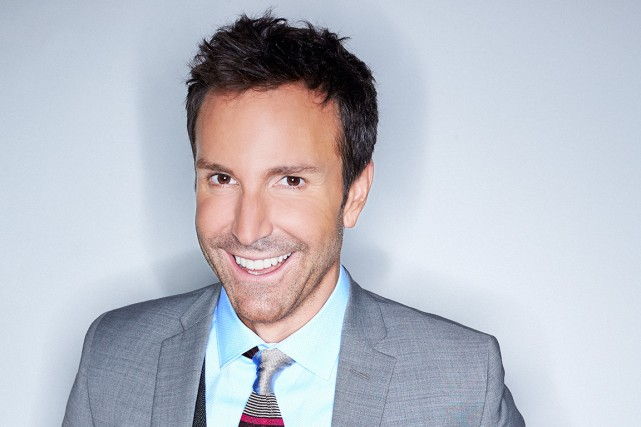 Éric Salvail... (Photo Julien Faugère)