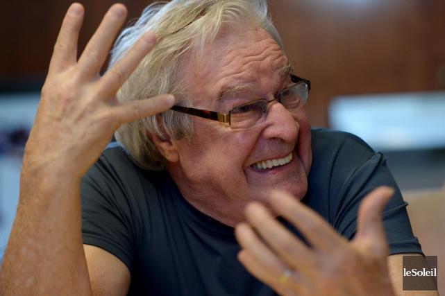 Guy Béliveau, 79 ans, garde un souvenir impérissable... (Le Soleil, Erick Labbé)