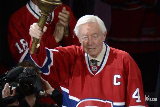 «Il était un excellent ambassadeur, pas seulement pour... (Photo: Bernard Brault, Archives La Presse)