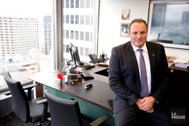Guy Côté, premier vice-président et gestionnaire de portefeuilles,... (PHOTO FRANÇOIS ROY, ARCHIVES LA PRESSE)
