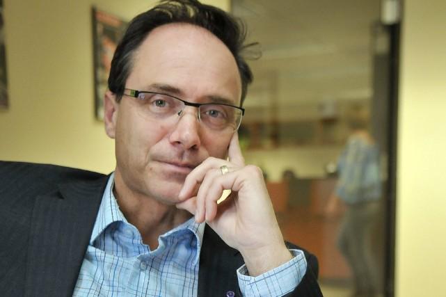 Le conseiller stratégique Éric Dufour craint que les préoccupations... (Archives)