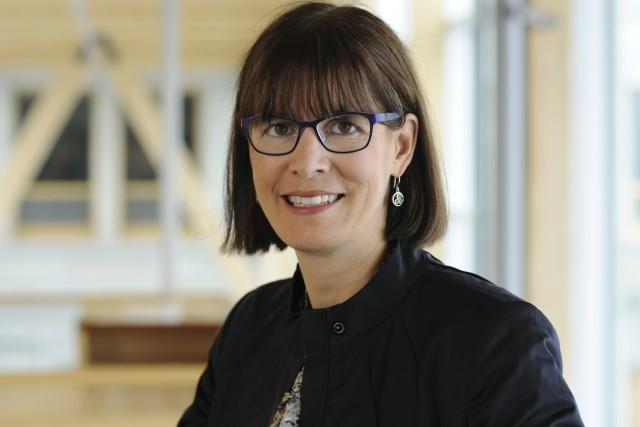 Sophie D'Amours, vice-rectrice à la recherche et à... (Photo fournie par l'Université Laval)