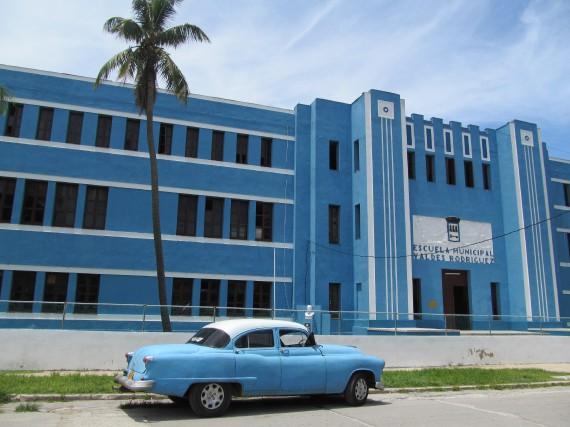 C'est à La Havane, à Cuba, que j'ai... (La Nouvelle, Jonathan Custeau)