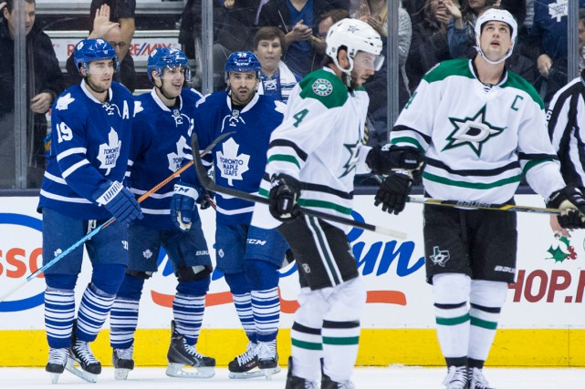 Les Stars de Dallas occupent le 11e rang de... (Photo Jerome Miron, USA Today Sports)