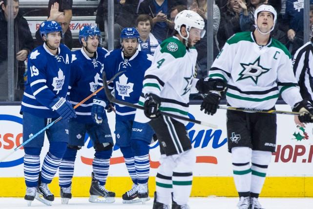 Les Stars de Dallas occupent le 11erang de... (Photo Jerome Miron, USA Today Sports)