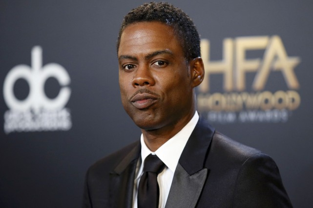 Chris Rock... (Photo: Reuters)