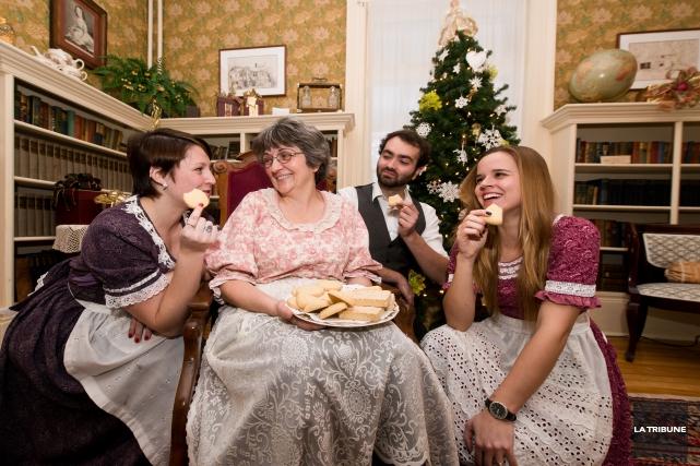 Tout le monde aime les biscuits, pas seulement... (IMACOM, JESSICA GARNEAU)