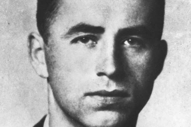 Aloïs Brunner en 1940... (Photo fournie par Wikimédia)