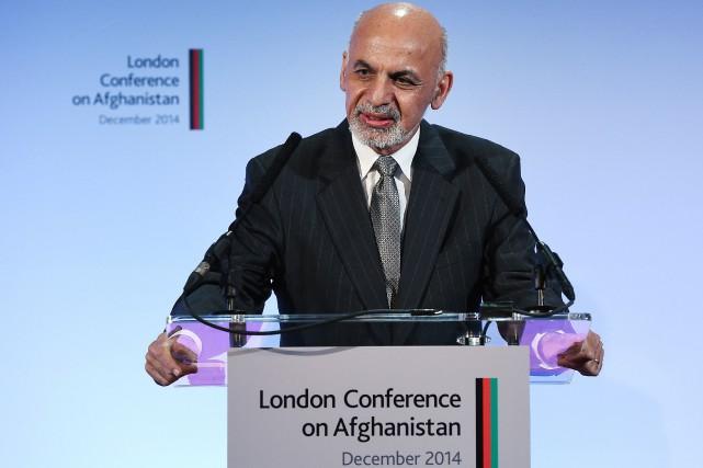 Les réformes amorcées par le président afghan Ashraf... (Photo Andy Rain, Reuters)