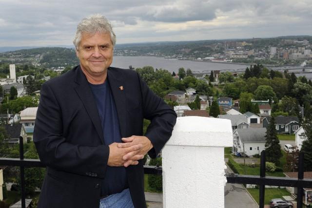 Le candidat libéral Marc Pettersen.... ((Archives))