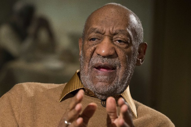 L'avocat de Bill Cosby (photo) affirme que Mme... (Photo Evan Vucci, AP)