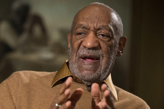 Cosbya toujours nié les allégations d'agressions sexuelles, par... (Photo Evan Vucci, AP)