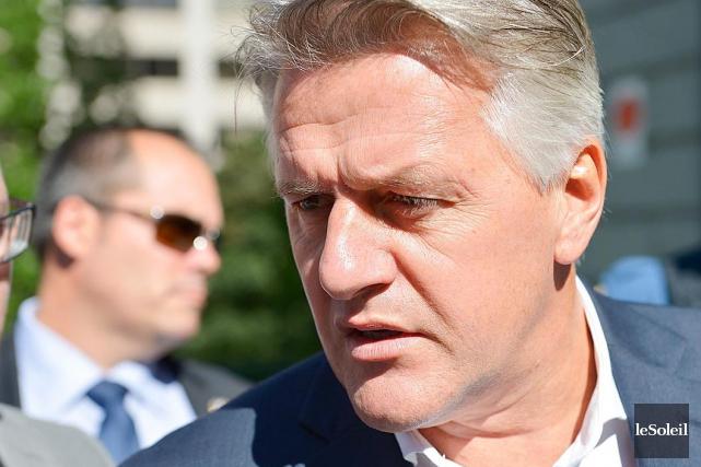 Récemment, le ministre Laurent Lessard a publiquement évoqué... (Photothèque Le Soleil, Yan Doublet)