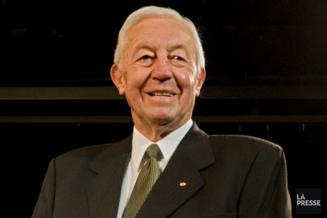 Jean Béliveau en 2008... (Archives La Presse)