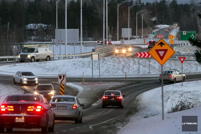 La Ville de Sherbrooke a résolujeudi un problème important qu'avait engendré... (Imacom, René Marquis)