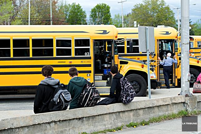 Depuis 2004, six écoles privées estriennes ont reçu 3,9 M $ pour s'occuper du... (Archives La Tribune)