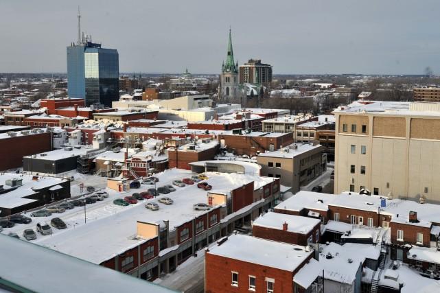 À Trois-Rivières, le taux de chômage a connu...